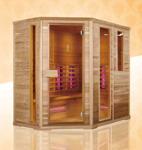 vip 8 vip saunas. Black Bedroom Furniture Sets. Home Design Ideas