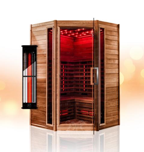 vip 4 vip saunas. Black Bedroom Furniture Sets. Home Design Ideas